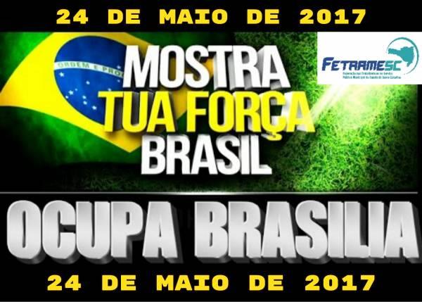 Image result for logo da chamada da frente popular brasil para o dia 21 vamos ocupar brasilia